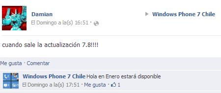 facebook wp7.8