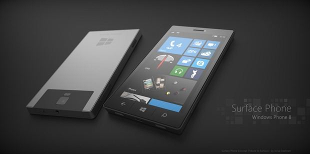 Microsoft Surface Windows Phone 8