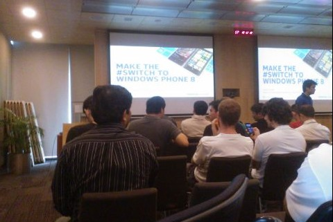nokia wp 8 presentation