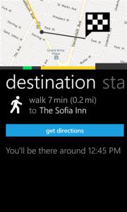 Nokia Transportes Beta para WP7 se actualiza con muchas mejoras