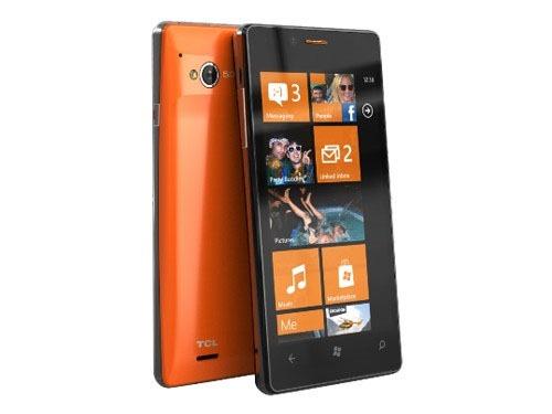 Alcatel One Touch con Windows Phone 7.8