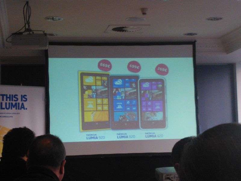 Sigue el evento de Nokia en Madrid en directo