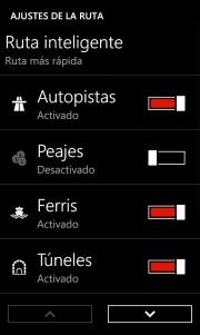 Nokia conducir para WP7.X se actualiza con importantes mejoras