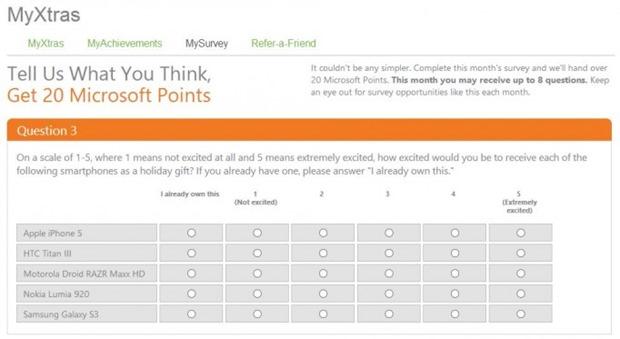 Xbox-Survey