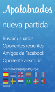 Apalabrados para Windows Phone ya disponible [Actualizada]