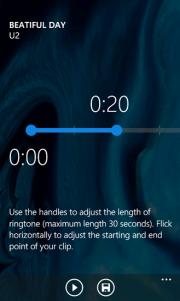 Creador de tonos para WP7.8 también disponible