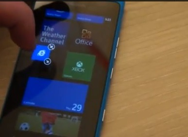 Lumia 920 con WP7.8