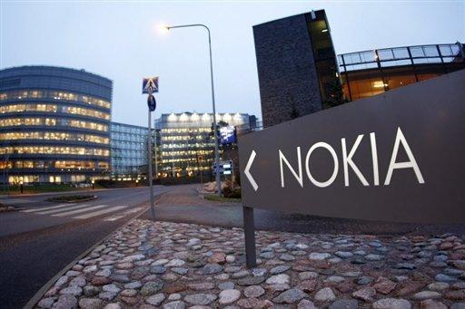 Oficinas de Nokia en Espoo