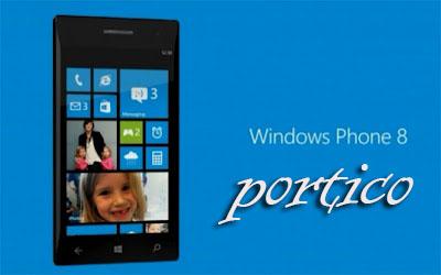 "Windows Phone 8 ""Portico"""
