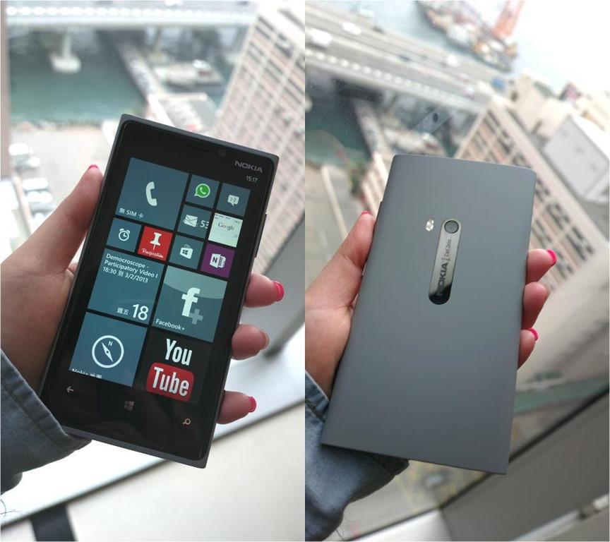 Nokia Lumia 920 Gris