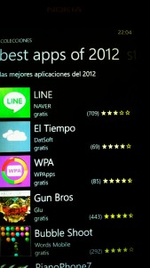 Best Apps 2012 Lumia 610