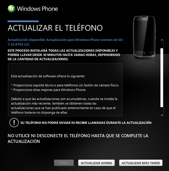 Nokia Lumia 610 WP 7.10 (8773)