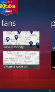 Nokia lanza su aplicación para seguidores del FC Barcelona
