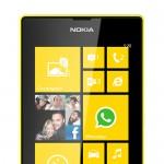 Nokia Lumia 520, especificaciones, imagenes y vídeo.