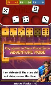 Yahtzee otro nuevo juego exclusivo Nokia
