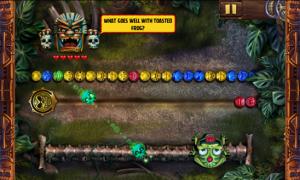 Zuma's Revenge! tercer juego que hoy nos presenta Nokia