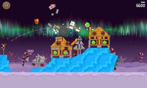 Angry Birds Seasons ahora también disponible para WP 7.X [Actualizada]