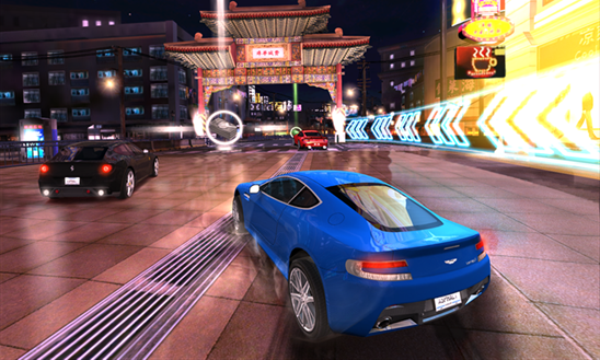 Asphalt 7 Heat para Windows Phone