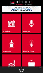El Mobile World Congress ya tiene sus aplicaciones oficiales para WP