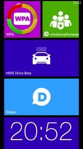Disqus para Windows Phone