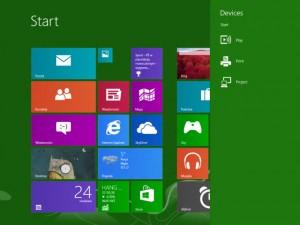 Windows Blue Build 9364 se muestra en video