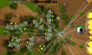 Boom Brigade 2 un nuevo juego para Windows Phone 8