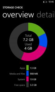 Nueva función de gestión de memoria para los Nokia WP8 se muestra en vídeo