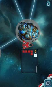 Galactic Reign nuevo juego XBox para Windows Phone 7 y 8