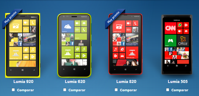 Nokia Mexico
