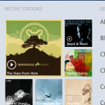 Pandora para Windows Phone 8 gratis y con características exclusivas