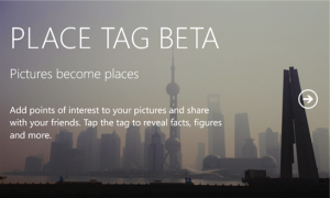 Place Tag de Nokia, ya disponible para WP8