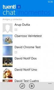 Tuenti para Windows Phone se filtra, y ya esta disponible para instalar en fase Beta [Exclusiva] [Actualizada x2]