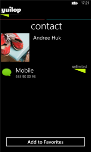 Yuilop para Windows Phone ya está disponible.