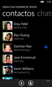 Nokia chat una nueva aplicación Beta exclusiva