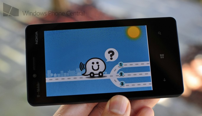 Waze para Windows Phone