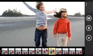 Blink, la aplicación de Microsoft para toma de fotografías en ráfaga se actualiza