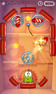Cut the Rope: Experiments ya disponible