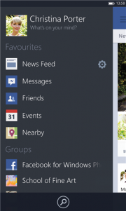 Microsoft lanza Facebook Beta para Windows Phone