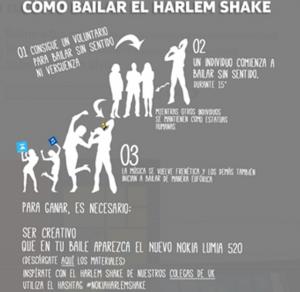 Nokia Harlem Shake
