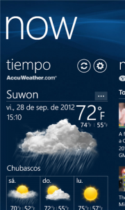 """Now"" la aplicación de Samsung para Windows Phone se actualiza"
