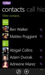 Viber lanza su aplicación para Windows Phone 8 con llamadas HD