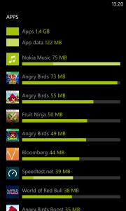 Lumia storage check beta para Nokia WP8 ya disponible