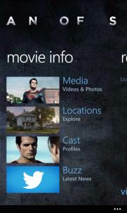 Man of Steel, (El hombre de Acero) nueva aplicación Nokia para Windows Phone 8