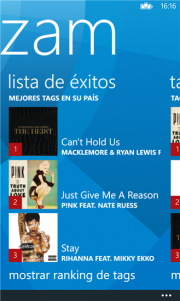 Shazam se adapta para Windows Phone 8 con novedades importantes