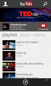 Microsoft actualiza su aplicación Youtube retirando la descarga de videos