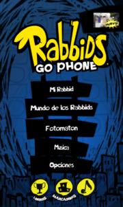 Rabbids Go Phone un nuevo juego Xbox para Windows Phone 7.x