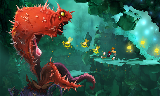 Rayman-Jungle-Run-