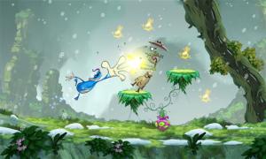 Rayman Jungle Run ya disponible