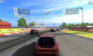 Real Racing 2 llega en exclusiva para Nokia