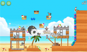Angry Birds Rio ya disponible para WP 7 y 8